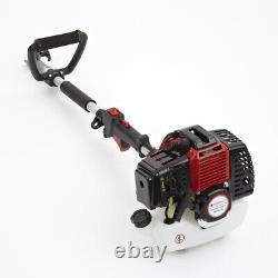 52cc Petrol Long Reach Pole Chain Saw Pruner Chainsaw Garden Tool 2 Stroke 3HP