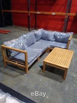 Conservatory Modular 5 Seater Corner Sofa Set Garden Furniture