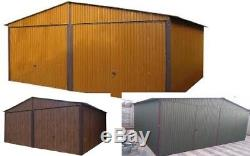 Garden Metal Storage Shed Workshop Garage Car Motorcycle free delivery 50mile