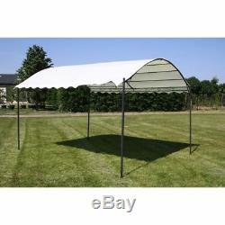 Outdoor Gazebo Car Shed Carport Shelter BBQ Canopy Metal Patio Garden Deck Cover