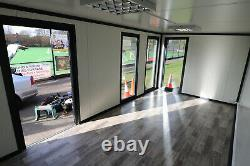 Quality Garden Office 20x10ft Building for Working from Home Or Music Studio
