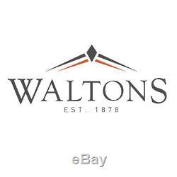 Waltons Apex Metal Shed 5x6-8x8ft Wood-Effect Garden Storage Foundation Kit NEW