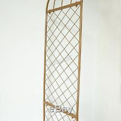 WestWood Metal Patio Garden Arch Gate Plants Trellis Decor Pergola MGA01 Bronze